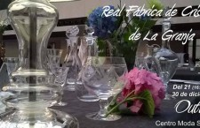 Pop up navideño de la Real Fábrica de Cristales de La Granja