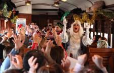 Tren de Navidad en Madrid 2015-2016