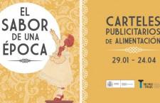 """""""El sabor de una época"""". Carteles publicitarios de alimentación en el Museo del Traje"""