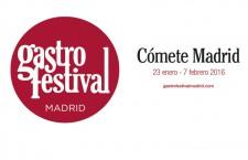 GASTROFESTIVAL Madrid 2016, del 23 de enero al 7 de febrero