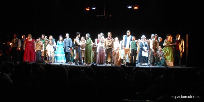 Germinal Teatro Madrid