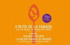 II Ruta de la Fabada en Madrid, del 22 de enero al 7 de febrero 2016
