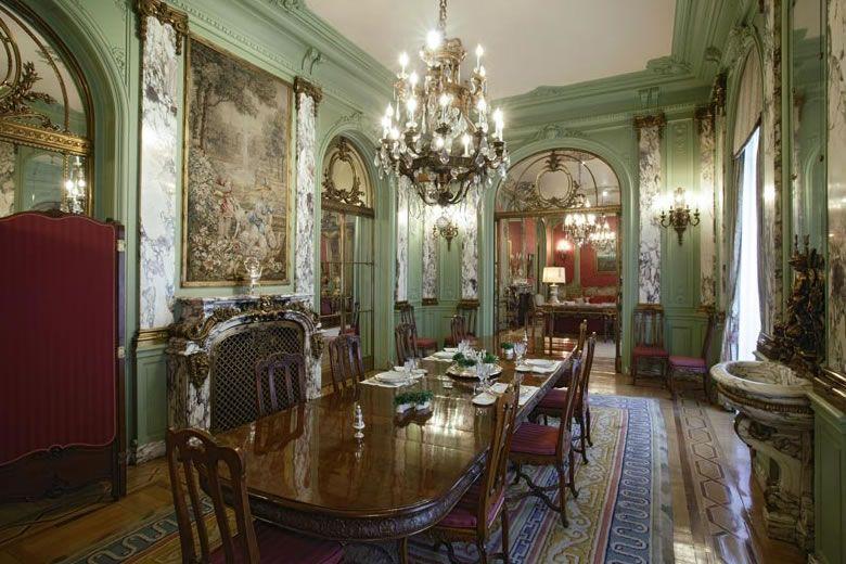 Bienvenidos a palacio visitas guiadas gratuitas a for Ministerio del interior san isidro