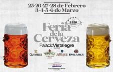 Feria de la Cerveza en Madrid – Palacio Vistalegre