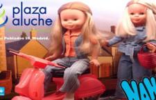 TOY MARKET Plaza Aluche especial NANCY