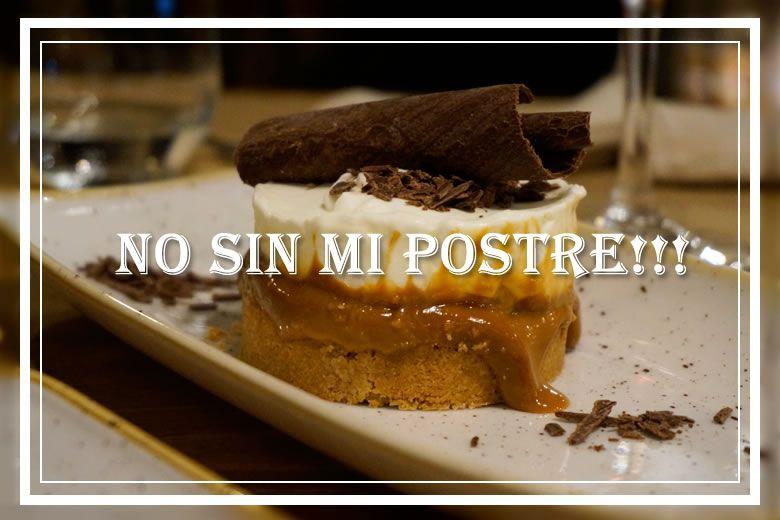 ¡No sin mi Postre! Ruta por algunos de los mejores postres de Madrid