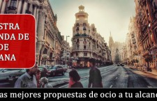 Qué hacer en Madrid del 18 al 20 de marzo 2016