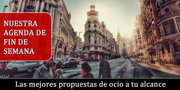 Qué hacer en Madrid del 3 al 11 de diciembre 2016
