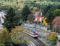 Tren de la Naturaleza en Madrid. Verano 2018