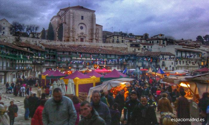 Mercado medieval de Chinchón