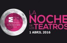La Noche de los Teatros Madrid 2016