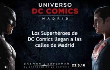 El Teatro Fernán Gómez acoge una exposición exclusiva sobre los superhéroes de DC Comics
