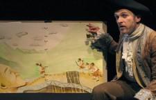 Gulliver en Liliput, Teatrocuento para los más pequeños