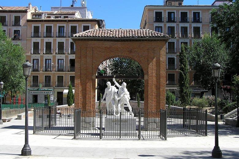 Monumento a Daoiz y Velarde