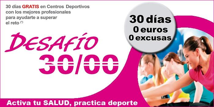 Desafio 3000 1 Mes De Gimnasio Gratis Para Mujeres