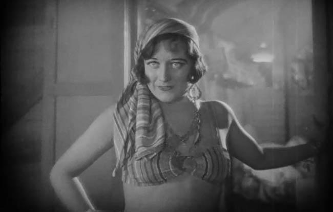 """""""Garras humanas"""" (1927)"""