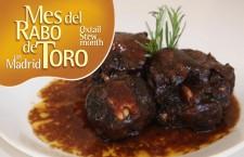 Mes del Rabo de Toro en Madrid 2016, del 1 al 31 de mayo
