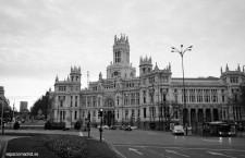 Jornada de Puertas Abiertas del Pleno del Ayuntamiento de Madrid