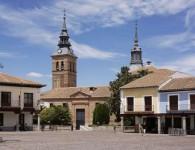 Plaza de Navalcarnero (fotografía de www.efetur.com)