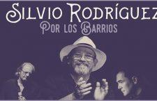 Concierto gratuito de Silvio Rodríguez, Aute e Ismael Serrano en Vallecas