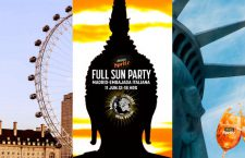 Te invitamos a la #AperolFullSunParty, una fiesta alrededor del mundo