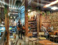 PUM PUM CAFÉ, nueva cafetería vegetariana-vegana en Lavapiés