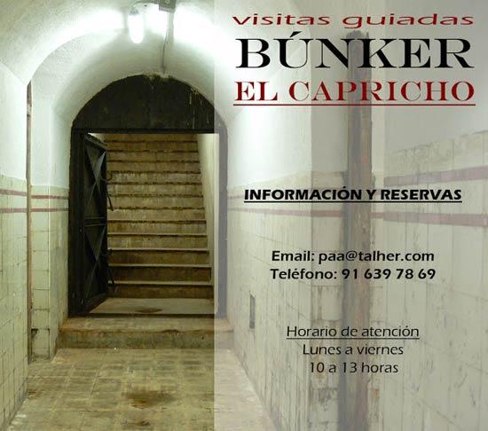 Búnker de El Capricho