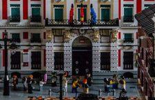 Fnac Callao expone Los edificios más emblemáticos de Madrid construidos con piezas de LEGO