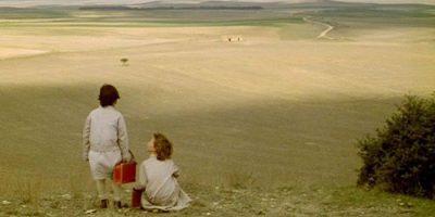 """Fotograma de la película """"El Espíritu de la Colmena"""""""