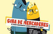 GIRA DE MERCADERES: Los mercados de Madrid se convierten en ferias de diseño y artesanía