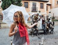 """Ruta teatralizada gratuita """"En un lugar llamado Alcalá"""" 2018"""