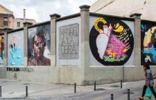 Arte en los muros de La Tabacalera 2016