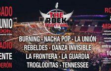 THE ROCK FESTIVAL MADRID, 25 de junio en el Estadio Vicente Calderón