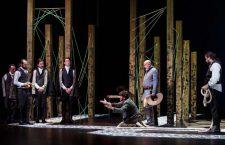 «Trabajos de amor perdidos» en el Teatro Cofidis Alcázar