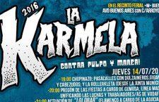 Fiestas de la Karmela en Vallecas 2016