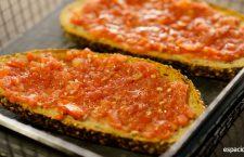 Cafeterías con buenas tostas de tomate en Madrid