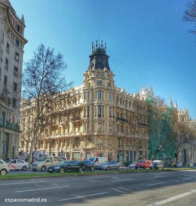 Edificios del Barrio de los Jerónimos