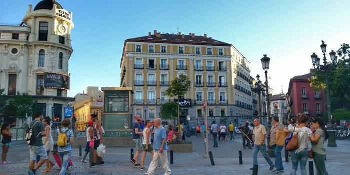 Ruta guiada gratuita por El Barrio de Las Letras de Madrid