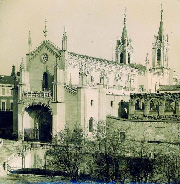Iglesia Jerónimos