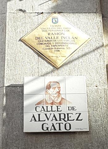 Calle de Álvarez Gato