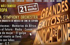 Las Grandes bandas sonoras del cine interpretadas por la Cinema Symphony Orchestra