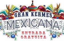 Fiesta mexicana en el Campo de Cebada