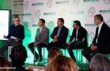 Los hermanos Roca inician #LaGranCadena del reciclaje junto a Ecovidrio