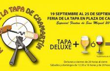 I Maratón de la Tapa de Chamartín, del 19 de septiembre al 16 de octubre de 2016