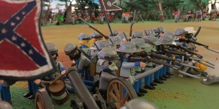 PlaymoWorld, 1.000 figuras de Playmobil y 18 dioramas en un viaje por la historia y literatura