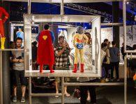 El Fernán Gómez acoge una exposición de Superhéroes y Villanos construidos con Piezas de LEGO®