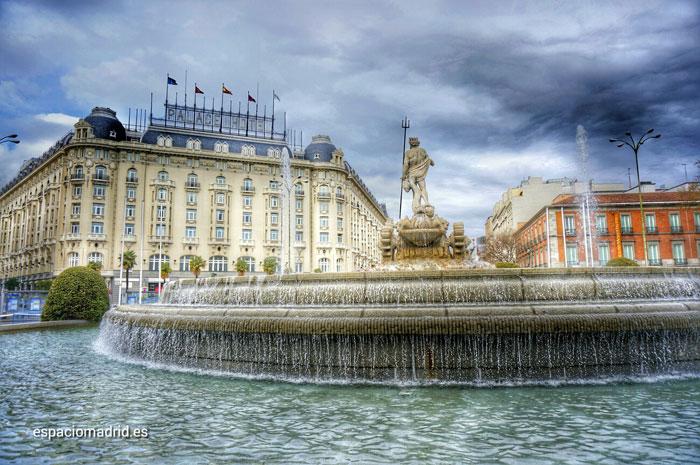 Hotel Westin Palace Madrid