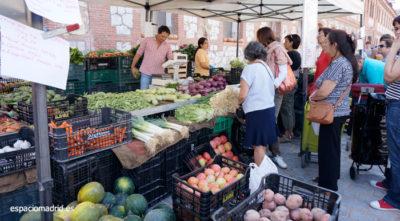 Mercados Agroecológicos en Madrid, de la huerta a la plaza