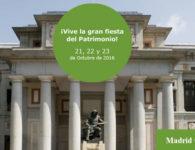Madrid Otra Mirada MOM 2016, actividades gratuitas que te acercan el patrimonio histórico