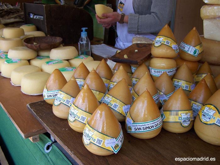 quesos de tetilla